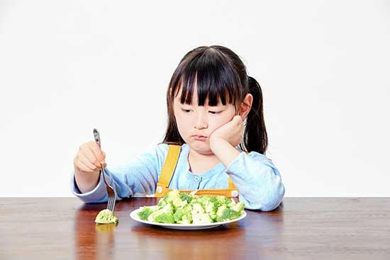 为什么小孩子会出现挑食的现象?